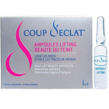 COUP D'ECLAT Facial Lifting Vials - The Beauty Shoppers
