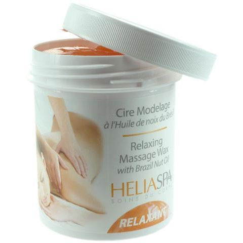 HELIABRINE Relaxing Massage Wax 250ml - The Beauty Shoppers