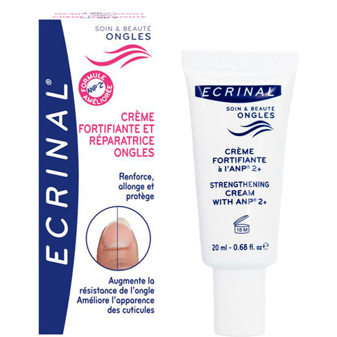 ECRINAL Fortifying Nail Cream ANP2+ 20ml - The Beauty Shoppers