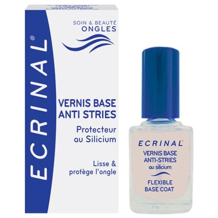 ECRINAL Ridge Filler Flexible Basecoat 10ml - The Beauty Shoppers