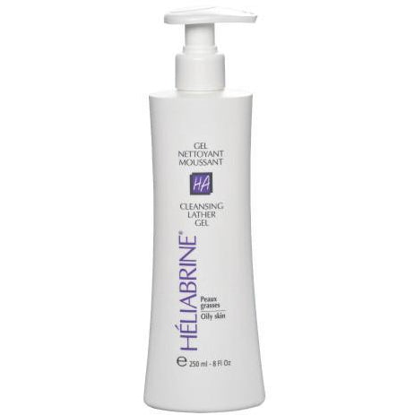 HELIABRINE Cleansing Lather Gel 250ml - The Beauty Shoppers