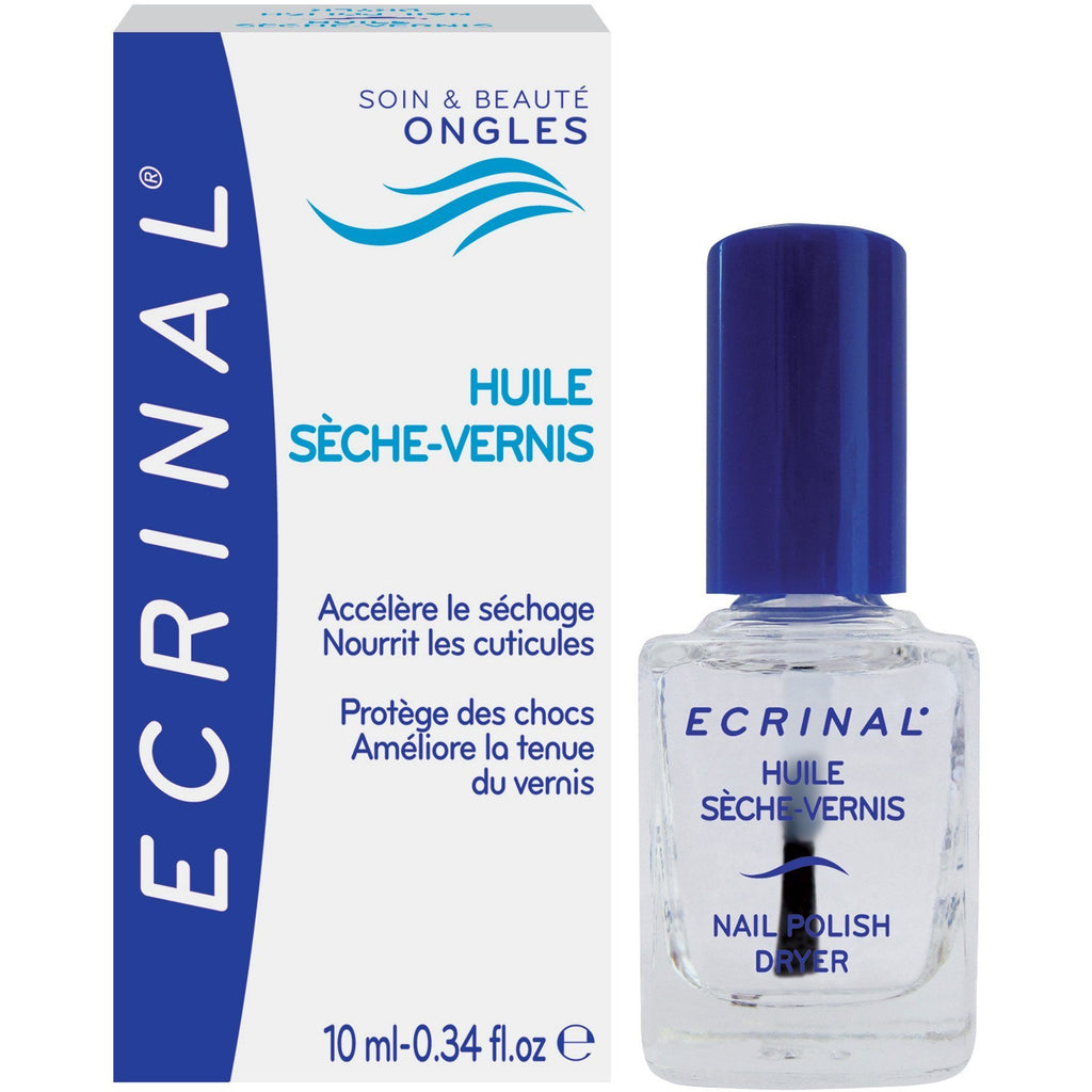 ECRINAL Nail Polish Quick Dry Oil  10ml - The Beauty Shoppers