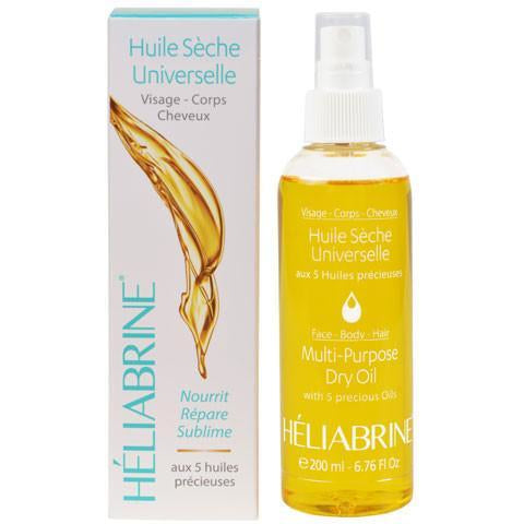 HELIABRINE Multi-Purpose Dry Oil 200ml - The Beauty Shoppers