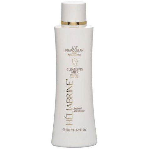 HELIABRINE Macadamia Jojoba Cleansing Milk 200ml - The Beauty Shoppers