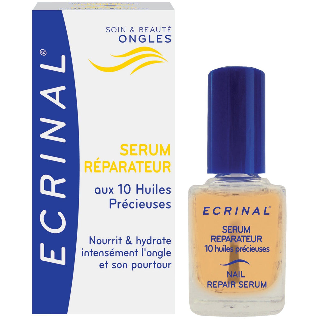 ECRINAL Nail Repair Serum with 10 Precious Oils  10ml - The Beauty Shoppers