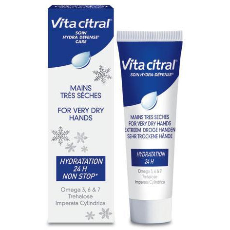VITA CITRAL Extreme Conditions Hand Cream - Winter Special Edition 30ml - The Beauty Shoppers