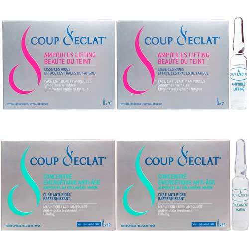 COUP D'ECLAT Complete Skin Treatment - The Beauty Shoppers