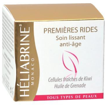 HELIABRINE First Wrinkles Cream 50ml - The Beauty Shoppers