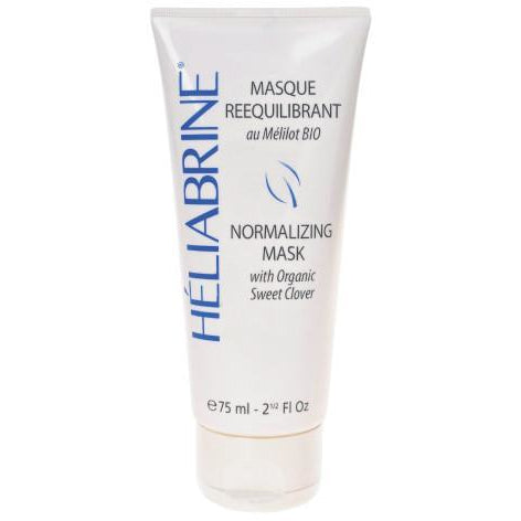 HELIABRINE Normalizing Mask with Organic Sweet Clover 75ml - The Beauty Shoppers