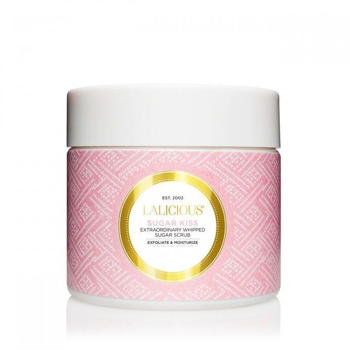 LALICIOUS Sugar Kiss Sugar Scrub - The Beauty Shoppers
