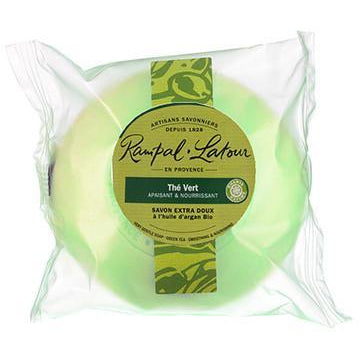 RAMPAL LATOUR 100g Green Tea Soap - The Beauty Shoppers