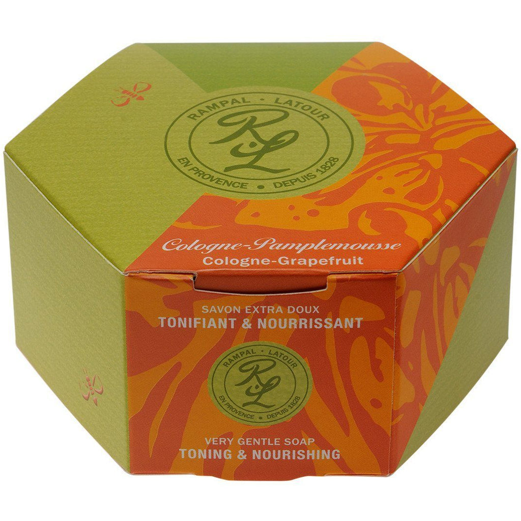 RAMPAL LATOUR 150g Cologne Grapefruit Soap - The Beauty Shoppers