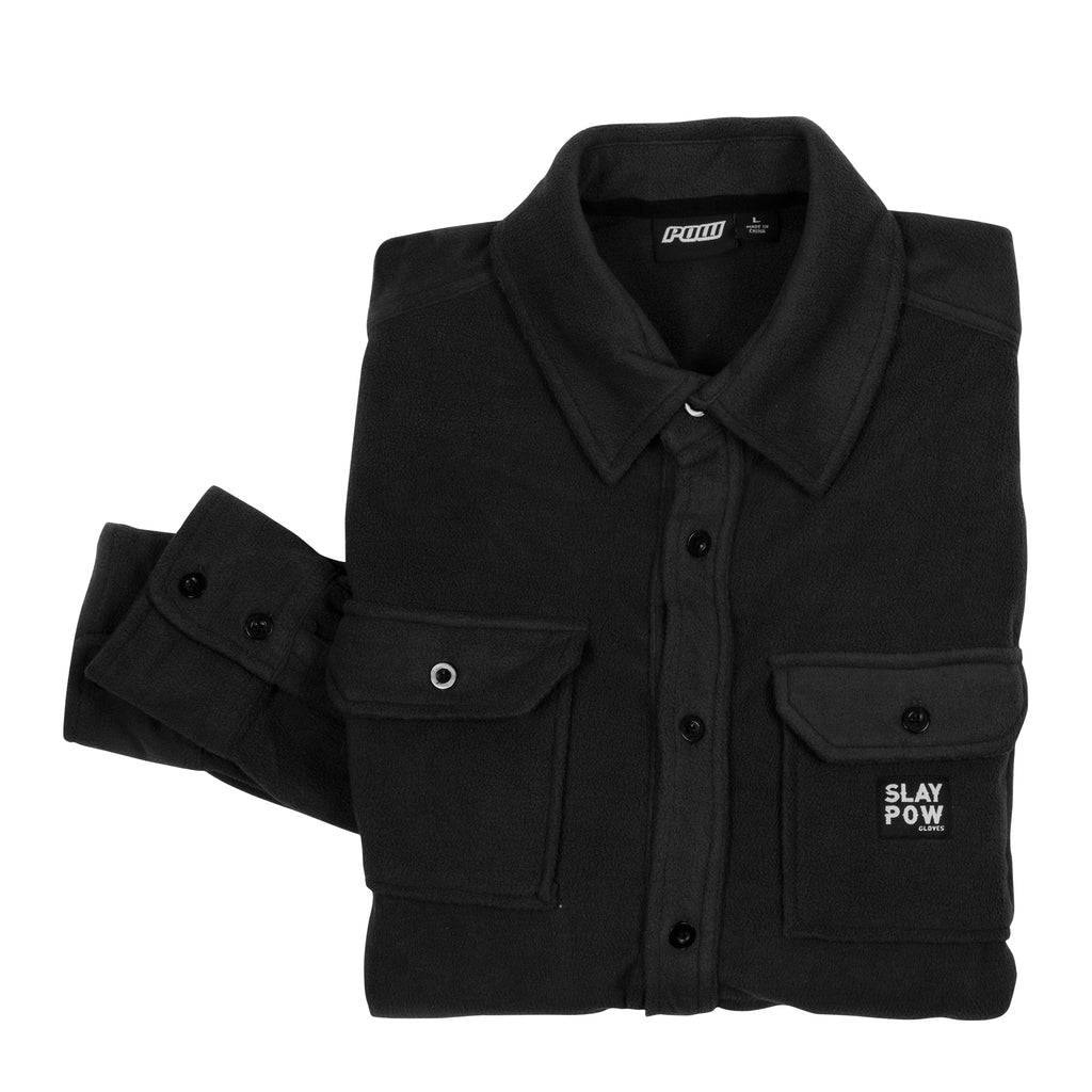 M'S MICROFLEECE SHIRT