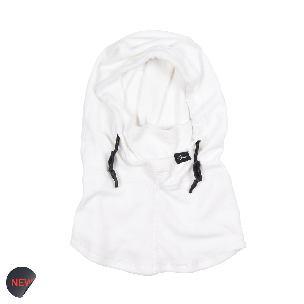 WOMENS MICROFLEECE HOOD
