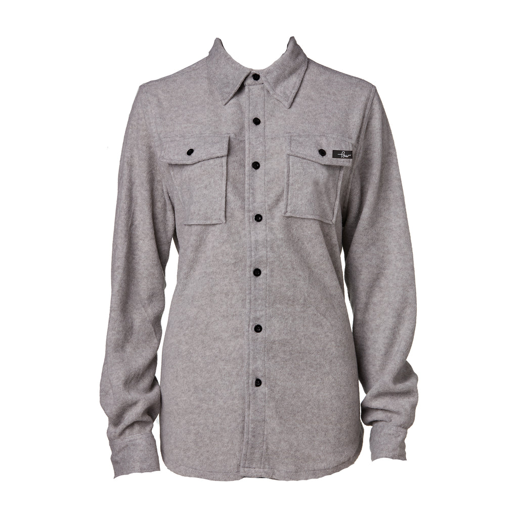 W'S MICROFLEECE SHIRT
