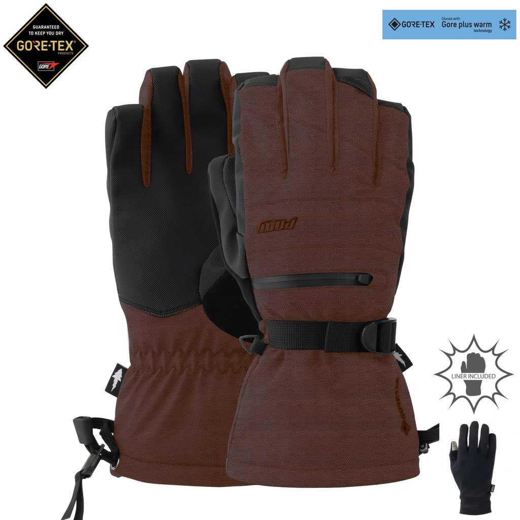 WAYBACK GTX LONG GLOVE +WARM