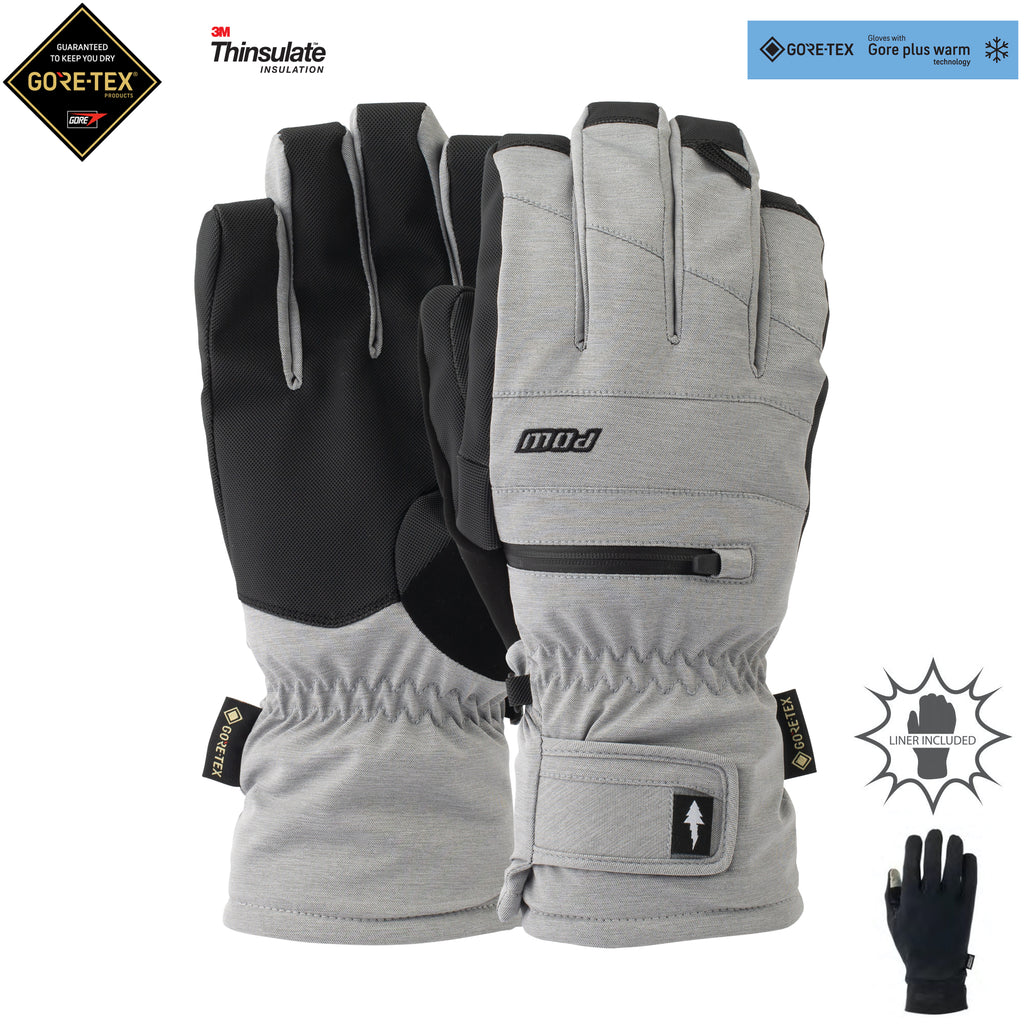 WAYBACK GTX SHORT GLOVE +WARM