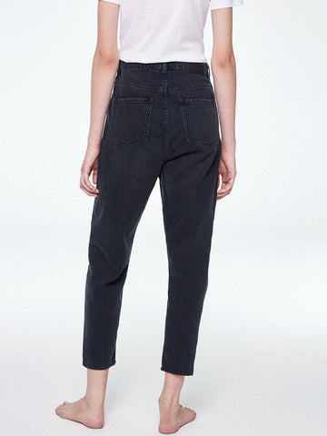 Maira Mum Denim - Washed Down Black - Revenge Utrecht