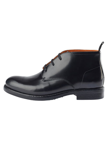BIAACE Low Cut Boot - Black - Revenge Utrecht