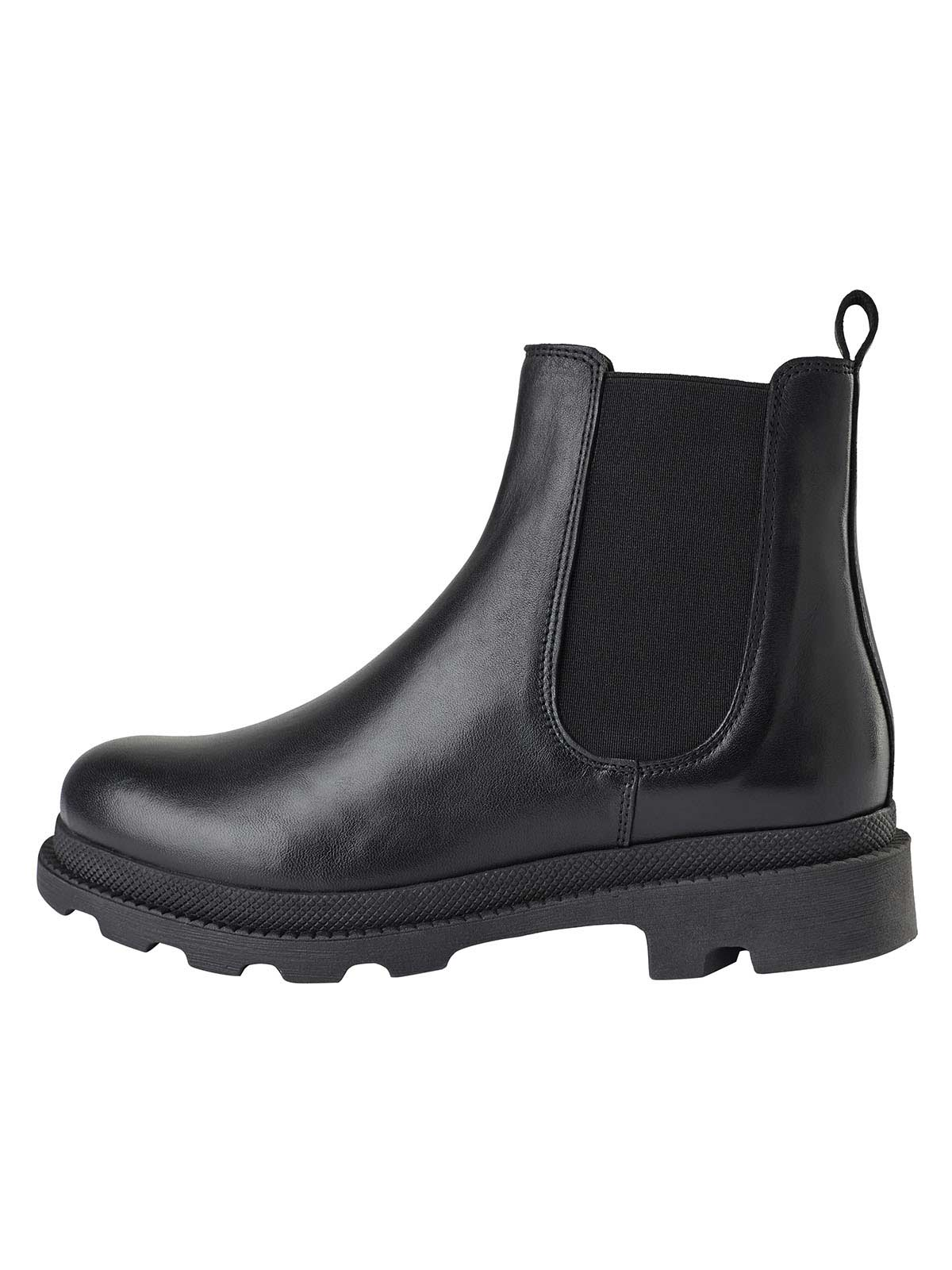 BIACYAN Leather Boot - Black - Revenge Utrecht