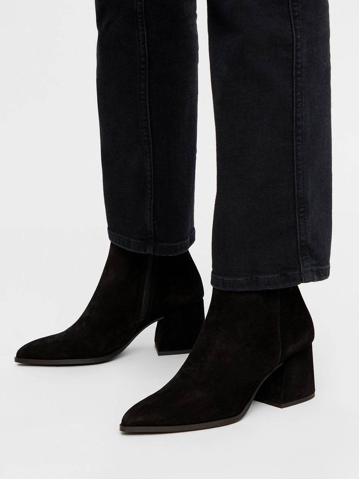 BIADONATA Ankle Boot - Black