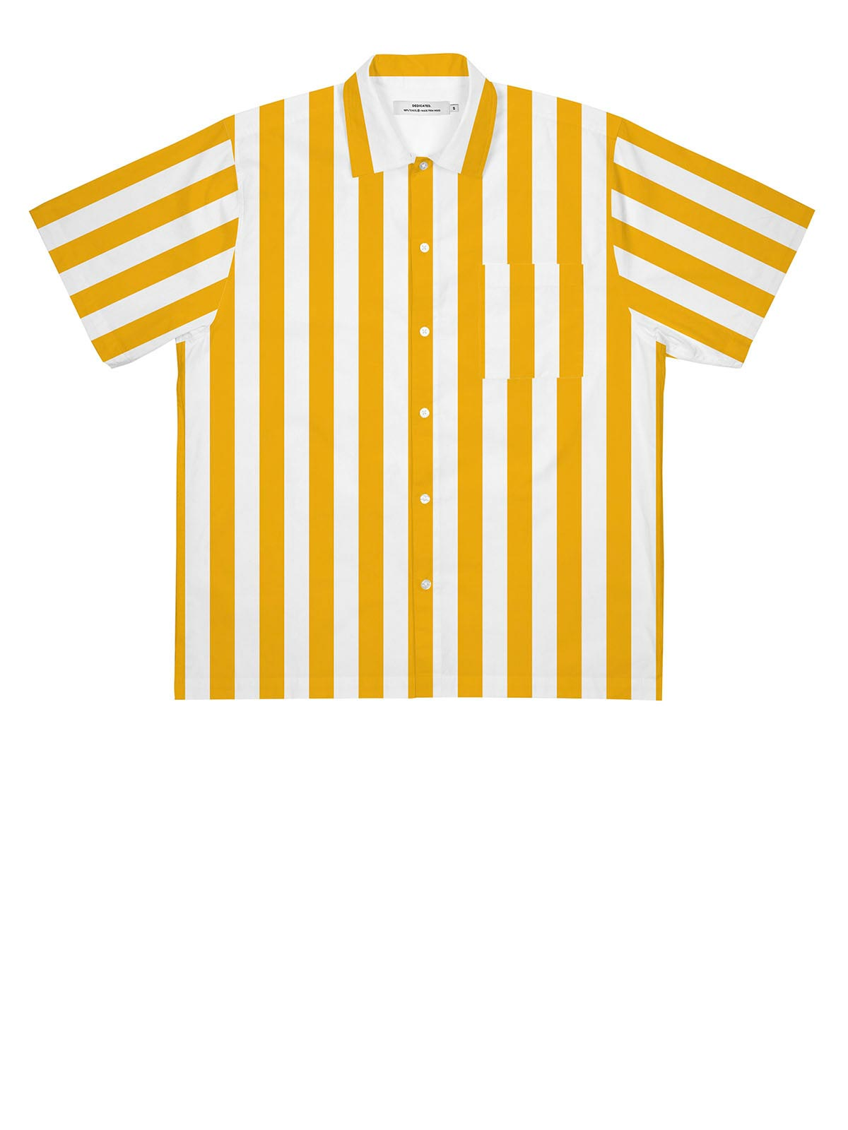 Marstrand Big Stripes - Yellow - Revenge Utrecht