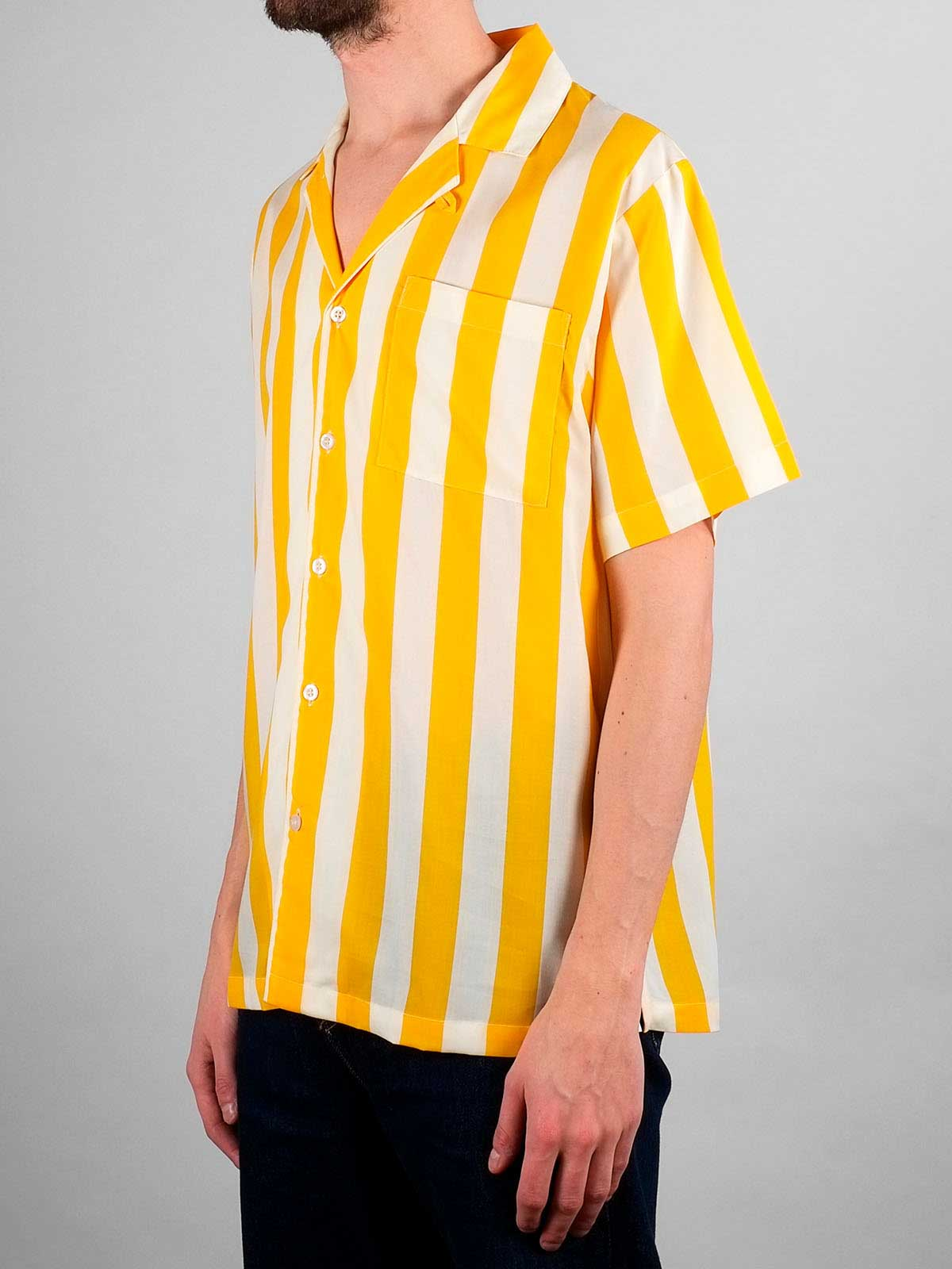 Marstrand Big Stripes - Yellow