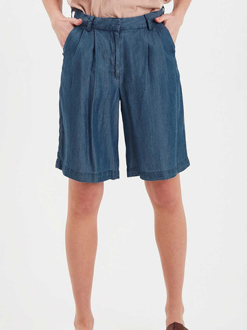 IHLambrey Shorts - Medium Blue