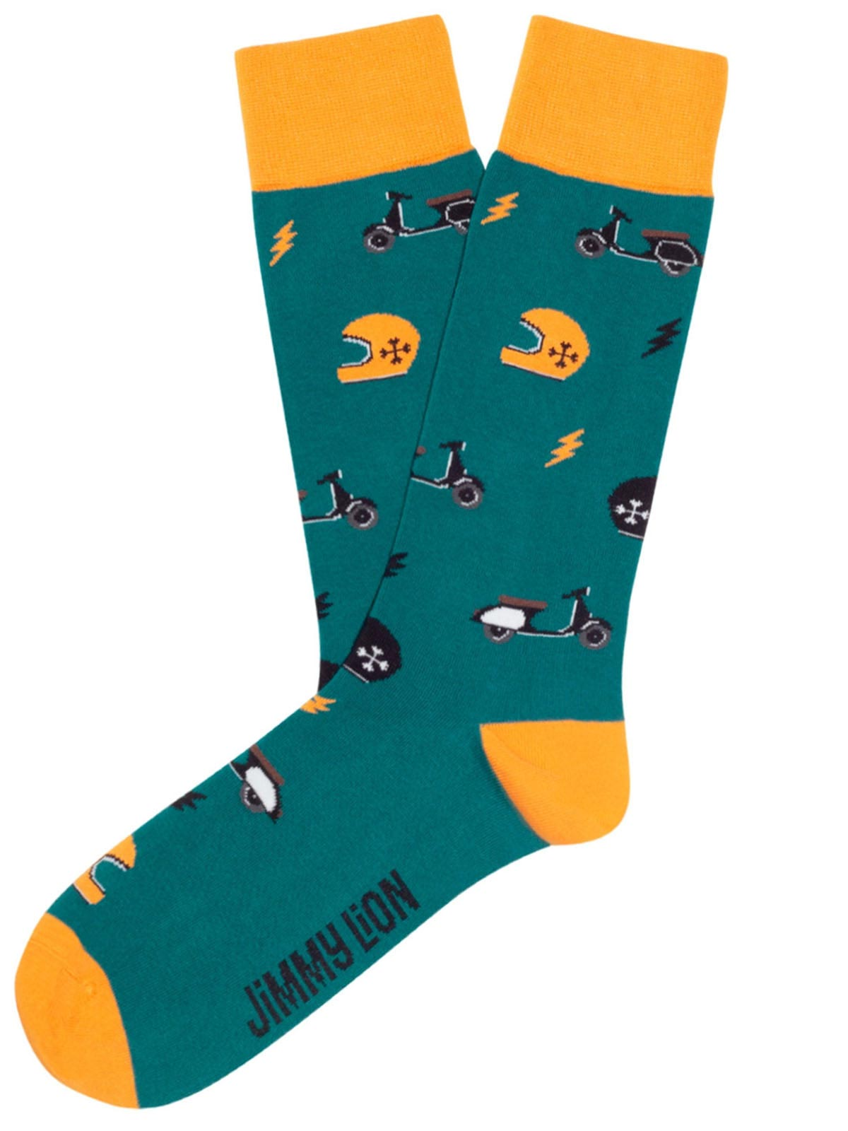 Motorized socks - Dark Aqua