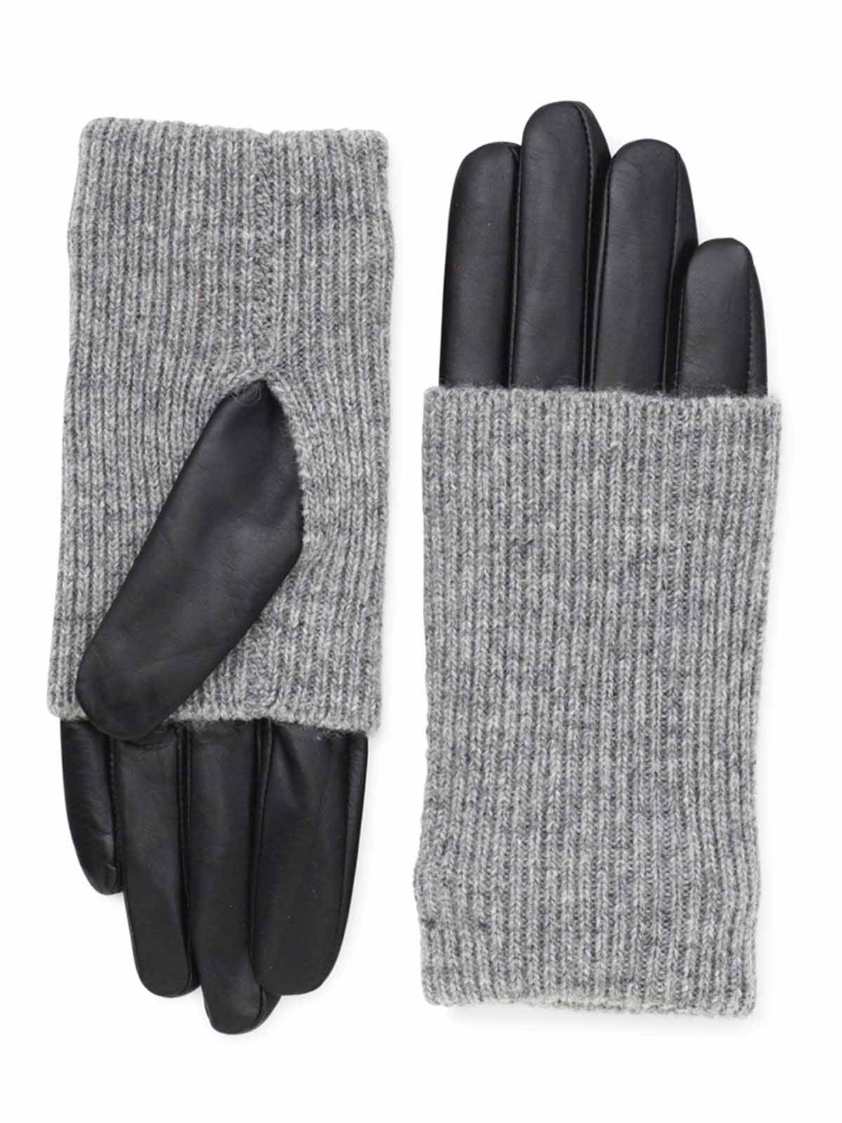 Helly Glove - Black Grey - Revenge Utrecht