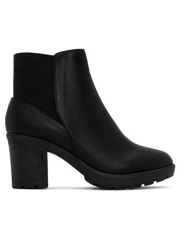 Montroyal Ankle Boot - Black