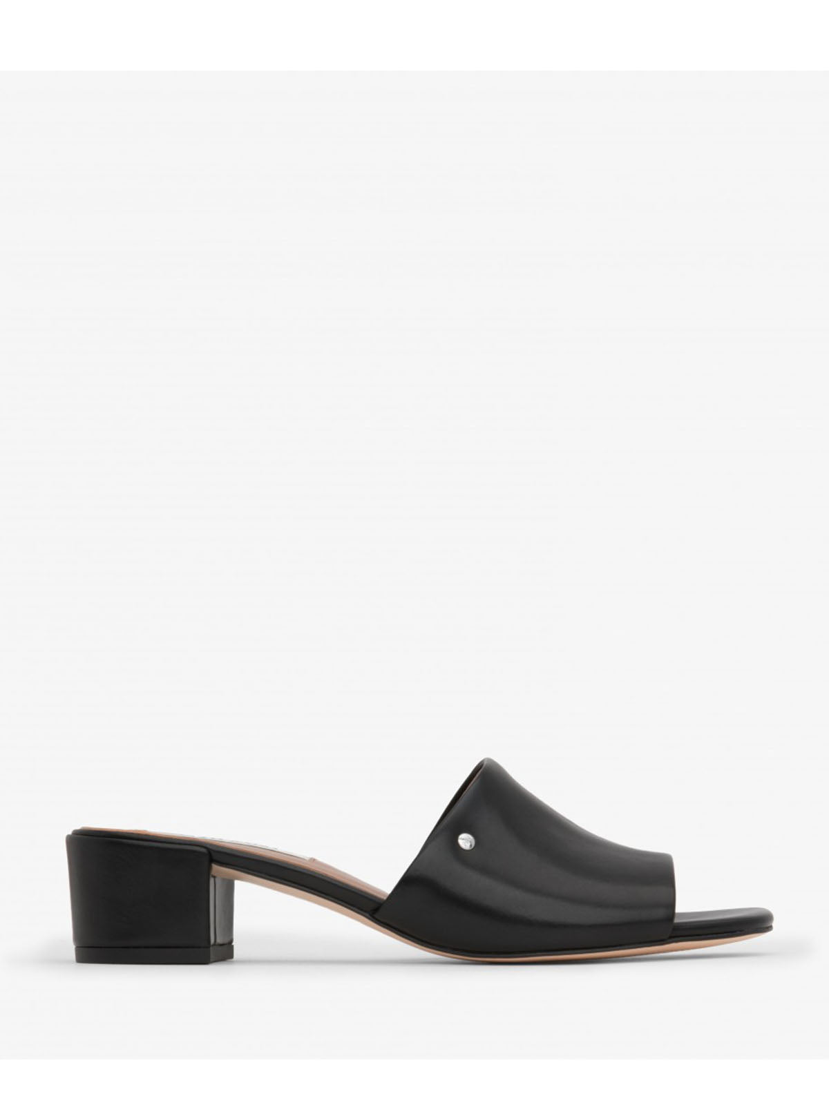 Tibi Slip Sandle - Black