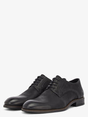 BFByron Leather Derby - Black