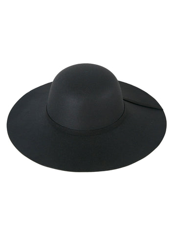 A Fannie Hat - Black