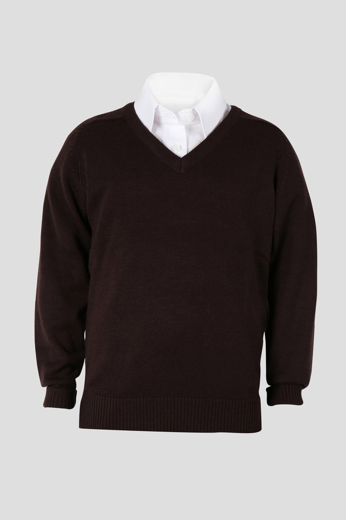 Quality V Neck School Jumpers In The United Kingdom School