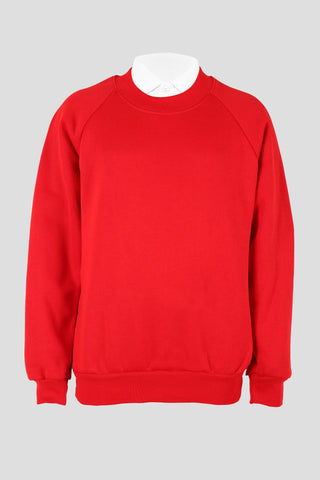 Boys round neck school sweater - Quality school uniforms at the School Clothing Company
