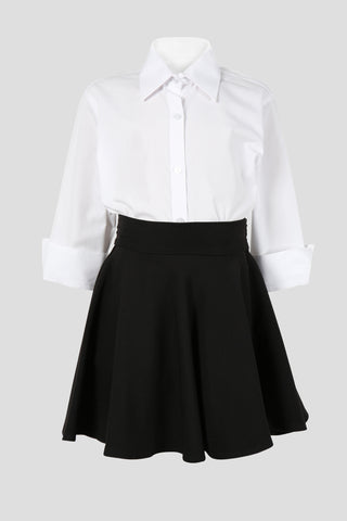 Girls school skater skirt - Quality school uniforms at the School Clothing Company