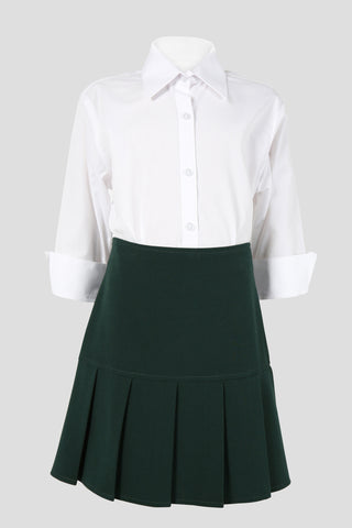 Girls pleated school skirt - Quality school uniforms at the School Clothing Company