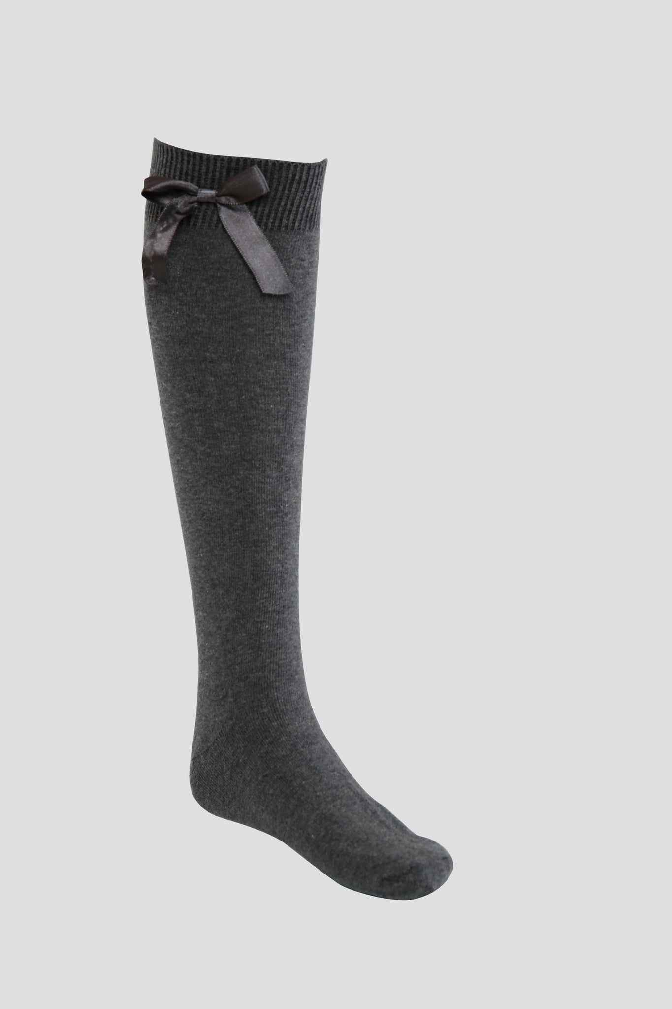 0524f4735de67 Girls knee-high school socks with bow detail - Quality school uniforms at  the School Clothing Company