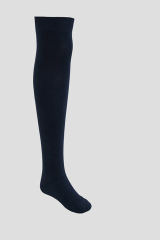 Girls over the knee school socks - Quality school uniforms at the School Clothing Company