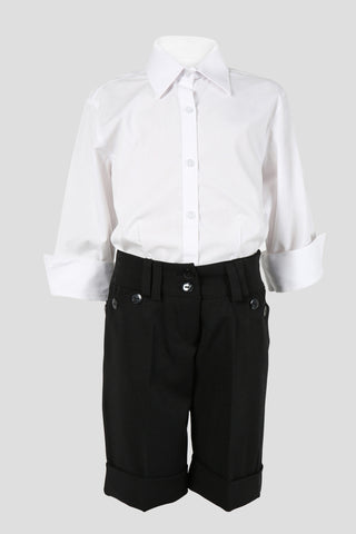 Girls school shorts - Quality school uniforms at the School Clothing Company