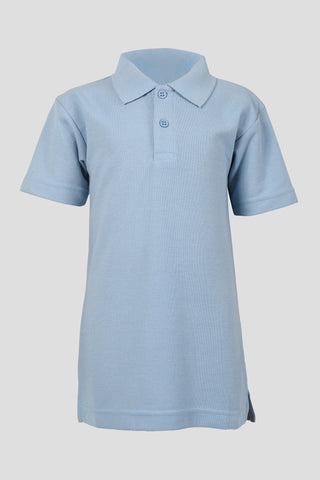 Girls school polo shirt - Quality school uniforms at the School Clothing Company