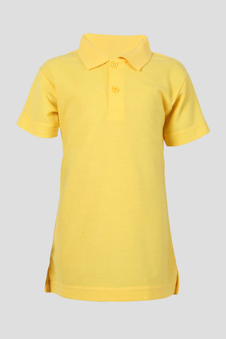 Boys school polo shirt - Quality school uniforms at the School Clothing Company