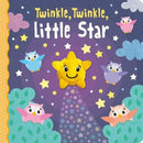 Twinkle, Twinkle Little Star by Jenny Copper, Publisher: Finger Puppet Children's Books, Hardcover