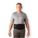 Aspen Evergreen 631 LSO LoPro One Size Adjustable Back Brace, Black