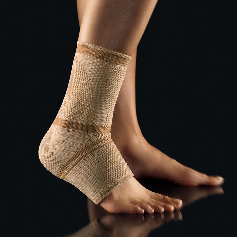 Bort Right Ankle Bandage Support TaloStabil, X-Large: 25 Cm - 27 Cm, Skin Color
