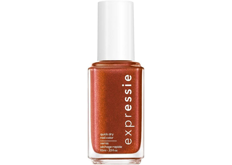 Essie Expressie Quick-Dry Shine Formula Nail Polish, 0.33 Ounce, Bronze 270 Misfit Right In