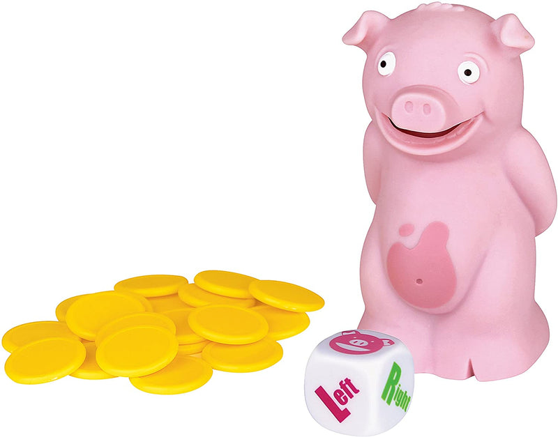Stinky PlayMonster Replaceable Batteries Pass Him Fast It's a Gas Stinky Pig for Two or More Player