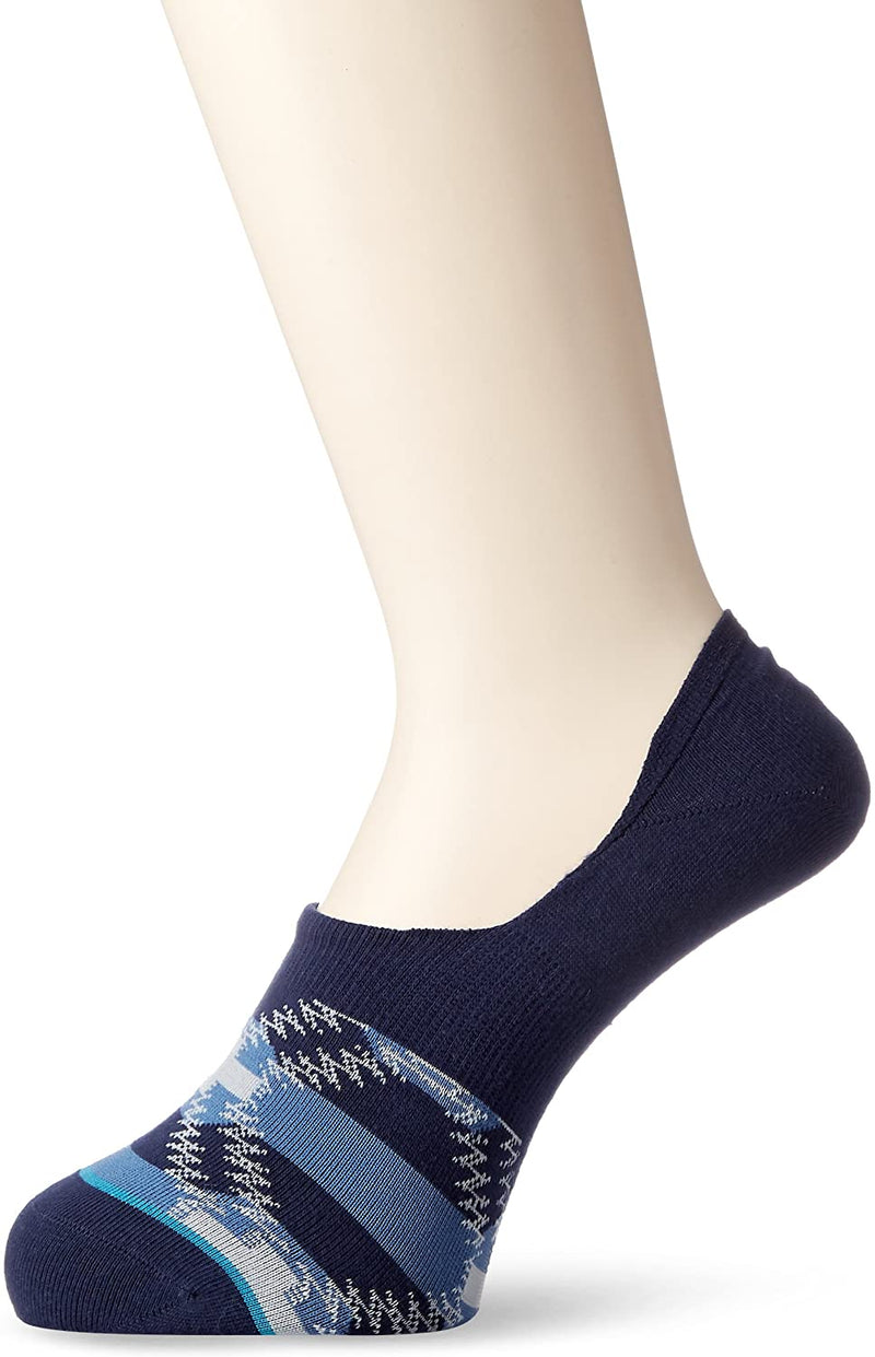 Stance Mustang Low Men's Crew Cut Socks, Large: Shoe Size: 9-12 US, Blue