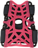 DonJoy Reaction Elastomeric Web Knee Brace with Mesh Backing for Anterior Knee Pain, Size:  XXX Large, Pink